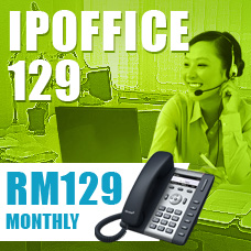IPTelecom Single Line IPOffice 129