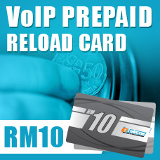IPTelecom RM10 VOIP Reload